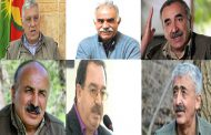 PKK Yöneticilerinden İnciler