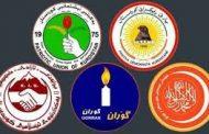 Irak seçimleri ve Kürt partilerinin durumu