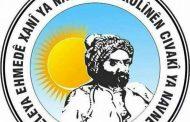 Komeleya Ehmedê Xanî girtina Enstîtuya Kurd şermezar kir