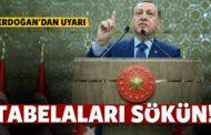 Erdoğan'ın Dil Hassasiyeti...