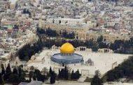 Başkent Kudüs İsrailoğullarına Kutlu Olsun