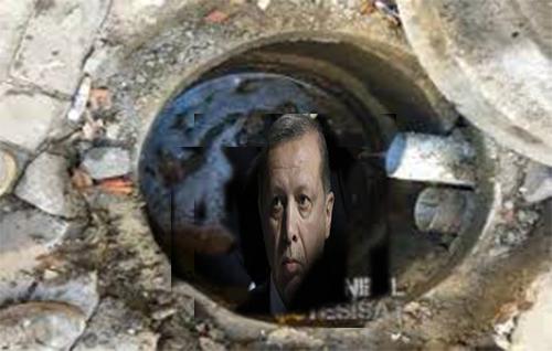 Kürtlerin kıçı mı, Erdoğan'ın ağzı mı daha kirli!..