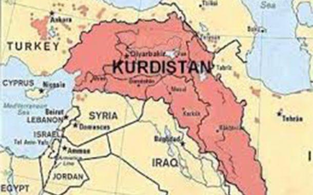 Diyar Budak: Kurtlar Sofrasındaki Kürdistan