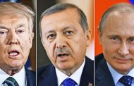 Erdoğan'ın abdestini Putin bozdu, kıblesini de Trump değiştirecek !..