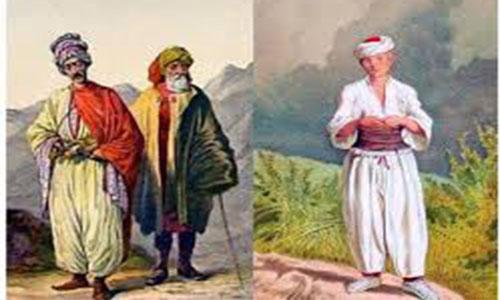 Kurd û Xirwat çîyê hev in?