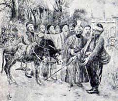 Meleyê Meşhûr, Ango Xoce Nisreddîn