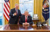 Graham: Trump soz da ku hevpeymanên me yên Kurd biparêze