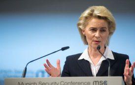 Ursula von der Leyen: Em piştgiriya Kurdan dikin