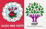 HEP'ten HDP'e!