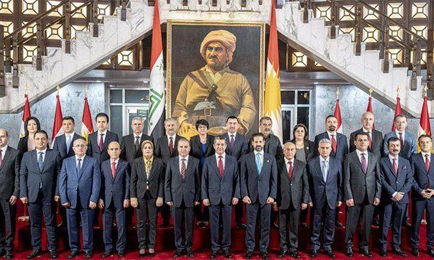 Li Kurdistanê Hikûmeta demokratîk û nasnameyan; wezîfeyên wê yên bi lez…