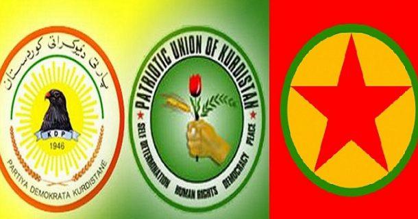 Kürt partilerinde uzlaşma kültürü ve parçalarda birlik
