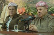Barzanî: Nabe xwîna Kurdan bi destê Kurdan bê rijandin