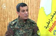 Mazlûm Kobanî: Ji bo yekitîya Kurdên Rojava ez bi Nêçîrvan Barzanî re axivîm