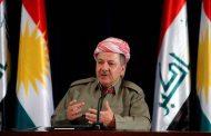 Barzanî: Em rewşa Iraqê dişopînin