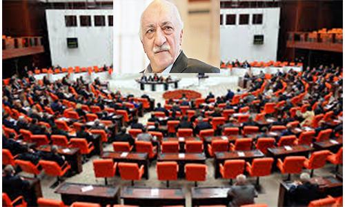 Meclis FETÖ'nün Siyasi Ayağı Değil Anavatanıdır