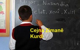DİERG: Cejna Zimanê Zarokên Kurd Pîroz be