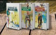 Sê Pirtûk û Nivîskarek…