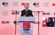 """CHP Kongresi, """"eski tas ve eski hamam"""""""