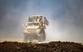Amerîka radar, tank û serbazan dişîne Rojavayê Kurdistanê