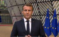 Macron: Cîhadî li Qerebaxê şer dikin, ji Dîlokê hatine şandin.