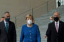 Merkel: Kurdên Êzdî di dilê min da ne