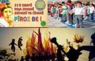 Kurd û Rojên Pîrozbahîyê…