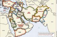 Yeniden Çizilecek Ortadoğu Haritasının Tam Ortasında Bağımsız Kürdistan Görünüyor