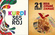 Kurd ji zimanê xwe, Kurdistan jî ji Kurdan dûr dikeve…