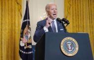 Joe Biden: Em bi hevre li pêşiya xwe dinêrin.