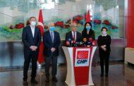 Sancar ve Saz Arkadaşları CHP Sahnesinde…