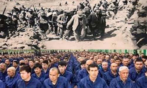 Uygur Türkleri ile Kürdistan Kürtleri
