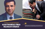 Parêzerê Demîrtaş: Dibe ku Erdogan jî bê dadgehîkirin