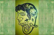 Neynik û pêknokek li ser neynikê…