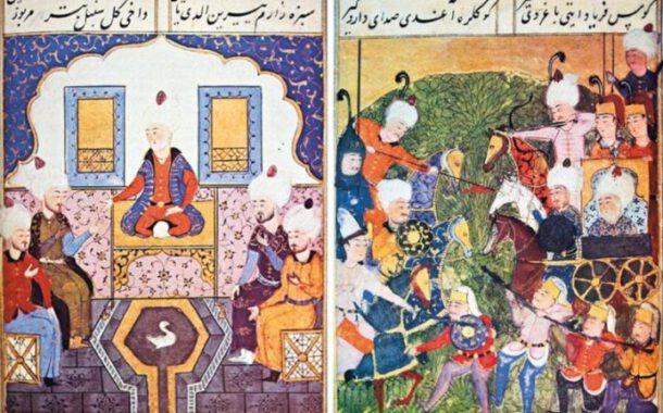 Di Qesrên Osmanî de Helbestvanek: Şikriyê Bedlisî