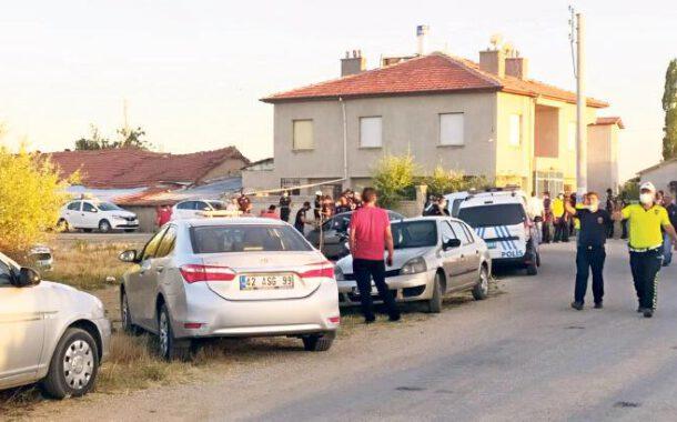 Li Konyayê malbateke Kurd hate qetilkirin