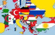 Ülkeler kendi kendilerini parçalar