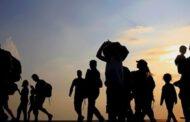 Zulümden kaçanlar mülteci olur